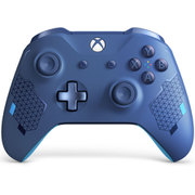 Xbox ワイヤレス コントローラー スポーツ ブルー