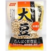 徳用北海道産ソフト煎り大豆 220g