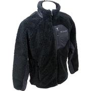 アーチャーリッジジャケット PM3743 010 BLACK XLサイズ [アウトドア フリースジャケット メンズ]