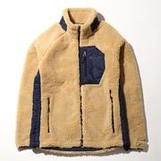 アーチャーリッジジャケット PM3743 232 Sierra Tan Mサイズ [アウトドア フリース メンズ]
