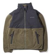 ベルモントリバーフルジップジャケット PM1668 (213)Peatmoss XLサイズ [アウトドア フリース メンズ]