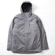 ウィリバードⅣインターチェンジジャケット WE1155 023 City Grey Melange XLサイズ [アウトドア ジャケット メンズ]