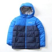 パイクレイク ジャケット WY0028 439 Super Blue, Collegiate Navy Sサイズ [アウトドア ジャケット キッズ]