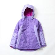 ウィリーバードⅡインターチェンジジャケット WG1119 576 Grape Gum Sparklers, Paisley Purple Sサイズ [スキーウエア ジャケット キッズ]