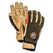 Ergo Grip Active 32950 Dk.Forest/Nt.Brown サイズ7 [スノー グローブ]