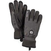 Leather Wool 30800 Grey/Black サイズ6 [スノー グローブ]