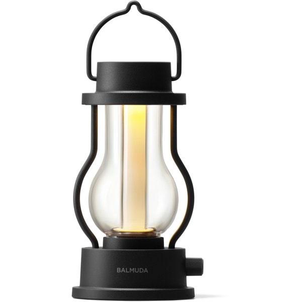 L02A-BK [BALMUDA The Lantern(バルミューダ ザ・ランタン) LEDランタン ブラック]