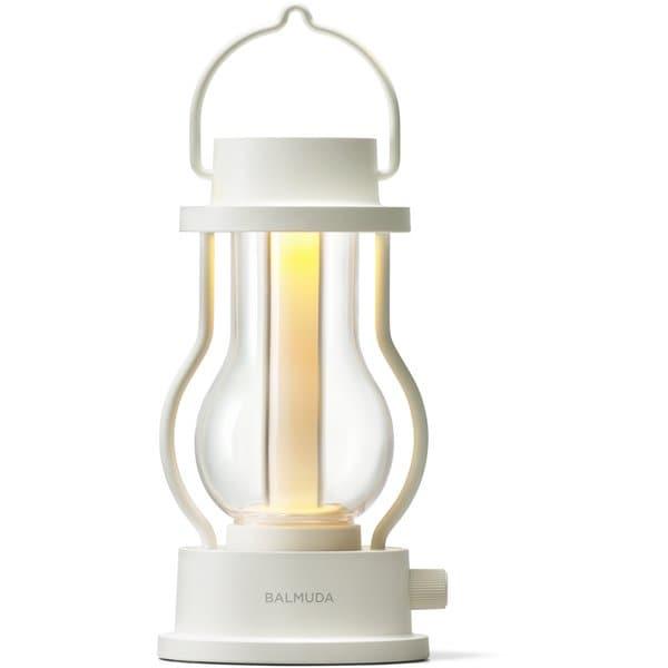 L02A-WH [BALMUDA The Lantern(バルミューダ ザ・ランタン) LEDランタン ホワイト]