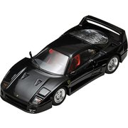 TLV 1/64 フェラーリ F40 ブラック [ダイキャストミニカー]