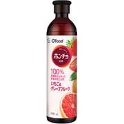 美味しく飲める ホンチョ(苺グレープフルーツ) 900ml