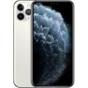 アップル iPhone 11 Pro 64GB シルバー [スマートフォン]