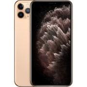 アップル iPhone 11 Pro Max 256GB ゴールド [スマートフォン]