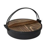 南部鉄 すき鍋いろどり 26cm