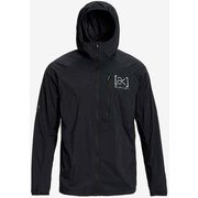 Men's [ak] Dispatcher Ultralight Jacket 21040101001 True Black Sサイズ [アウトドア ジャケット]