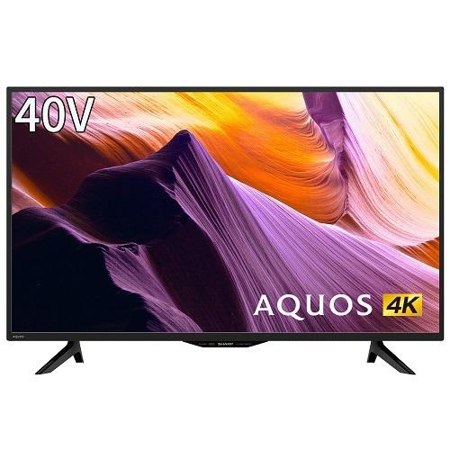 4T-C40BH1 [AQUOS(アクオス) BH1シリーズ 40V型 地上・BS・110度CSデジタル液晶テレビ 4K対応/4Kダブルチューナー内蔵]