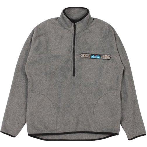 フリーススローシャツ 11863318067003 067(Charcoal) Sサイズ [アウトドア フリース 男性用]