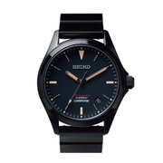 WNW-SB15A B [seiko wena wrist pro Mechanical set Premium Black -LOWERCASE Edition-]