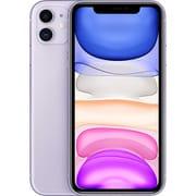 アップル iPhone 11 128GB パープル [スマートフォン]