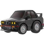 TinyQ-04e BMW M3 E30 ブラック [プラスチックミニカー]