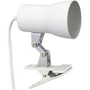 LTC-N117AW-W [クリップライト E17 ホワイト 電球なし]