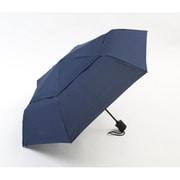 自動開閉強風対応傘 ネイビー