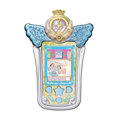 キラッとプリ☆チャン デザインパレット ジュエルホワイト [対象年齢:6歳~]