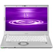 CF-LV8FDCQR [Let's note(レッツノート) LV8シリーズ ノートパソコン 14.0型/Core i5-8265U/メモリ 8GB/SSD 256GB/Microsoft Office Home & Business 2019/シルバー]