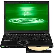 CF-SV8GDUQR [Let's note(レッツノート) SV8シリーズ ノートパソコン 12.1型/Core i7-8565U/メモリ 8GB/SSD 256GB/Microsoft Office Home & Business 2019/ブラック]