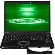 CF-SV8GFNQR [Let's note(レッツノート) SV8シリーズ ノートパソコン 12.1型/Core i7-8565U/メモリ 8GB/SSD 512GB/Microsoft Office Home & Business 2019/ブラック]