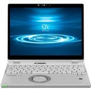 CF-QV8FDGQR [Let's note(レッツノート) QV8シリーズ ノートパソコン 12.0型/Core i5-8265U/メモリ 8GB/SSD 256GB/Microsoft Office Home & Business 2019/シルバー]