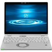 CF-QV8GFRQR [Let's note(レッツノート) QV8シリーズ ノートパソコン 12.0型/Core i7-8565U/メモリ 8GB/SSD 512GB/Microsoft Office Home & Business 2019/シルバー]