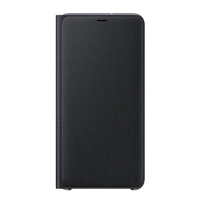 EF-WA750PBEGJP [Galaxy A7 Wallet Cover Black]