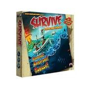 アイランド Survive: Escape from Atlantis! 外国語ゲーム 日本語訳ルール付 [ボードゲーム]