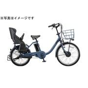 BM0B40 3P060D [電動アシスト自転車 bikke MOB dd 24/20型 内装3段変速 E.Xネイビーグレー]
