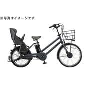 BG0B40 3P070B [電動アシスト自転車 bikke GRI dd 24/20型 内装3段変速 E.XBKダークグレー]