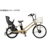 BG0B40 3P070D [電動アシスト自転車 bikke GRI dd 24/20型 内装3段変速 T.Xランドベージュ]