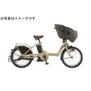 BP0C40 3P080D [電動アシスト自転車 bikke POLAR e 20型 内装3段変速 T.Xレトログレージュ]