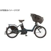 BP0C40 3P080E0 [電動アシスト自転車 bikke POLAR e(ビッケポーラーe) 20型 内装3段変速 T.レトロブルー]
