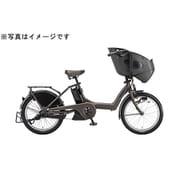 BP0C40 3P080G0 [電動アシスト自転車 bikke POLAR e(ビッケポーラーe) 20型 内装3段変速 T.アンバーブラウン]