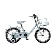 BKM16 2A022C [ジュニア向け自転車 bikke m 16型 E.YBKブルーグレー]