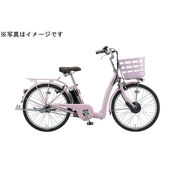 FK4B40 3P074D [電動アシスト自転車 フロンティア ラクット 24型 内装3段変速 P.Xミスティラベンダー]