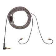 Smoky Litz Cable-MMCX-2.5mm [2.5mm4極端子 MMCXイヤホンケーブル 1.2m]