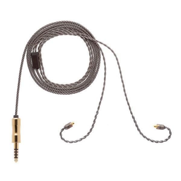 Smoky Litz Cable-MMCX-4.4mm [4.4mm5極端子 MMCXイヤホンケーブル 1.2m]
