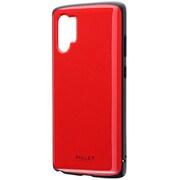 LP-19WG1PLARD [Galaxy Note 10+ PALLET AIR 耐衝撃ケース レッド]