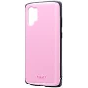 LP-19WG1PLAPK [Galaxy Note 10+ PALLET AIR 耐衝撃ケース ピンク]