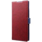 LP-19WG1PIRD [Galaxy Note 10+ PIECE 手帳型ケース レッド]