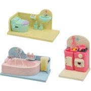 リンキーココ きほんの家具セット [対象年齢:3歳~]