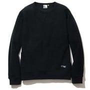 CELLHEAT SWEAT CREW 5002-95220 ブラック Lサイズ [長袖プルオーバー メンズ]