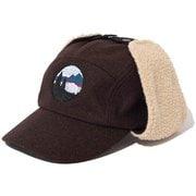 MW PF EMBLEM WOOL CAP 5010-95002 BROWN [アウトドア 帽子]