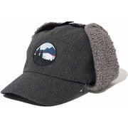 MW PF EMBLEM WOOL CAP 5010-95002 GRAY [アウトドア 帽子]